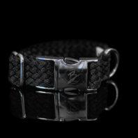 Black Metallic Collar