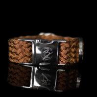 Copper Metallic Collar