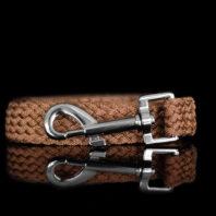 Copper Metallic Dog Leash
