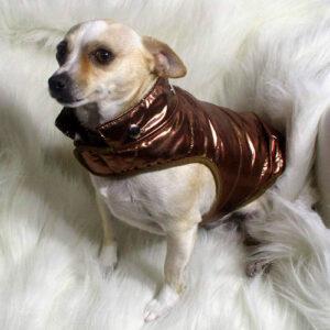 Copper Metallic Coat