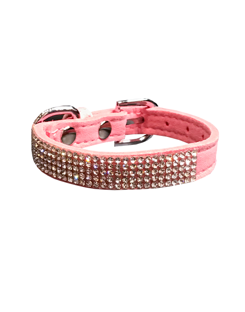 diamond dog collar